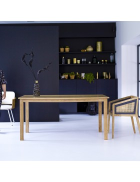 Table en manguier 160x90 Rafael