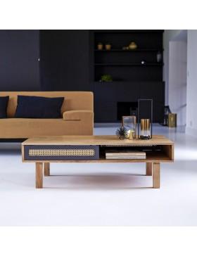 Table basse en manguier 115x60 Rafael