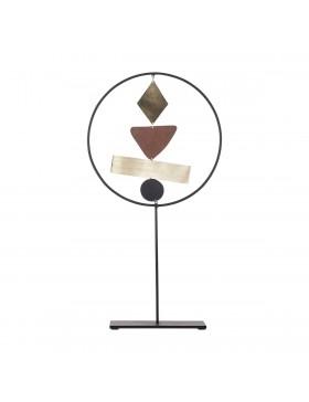 La sculpture Anja