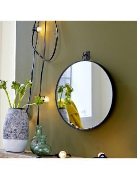 Miroir en métal 50x50 Eliot