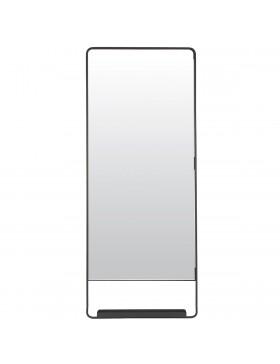 Miroir en métal 110x45 Element