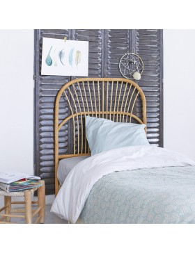 Tête de lit en rotin 90 Colette