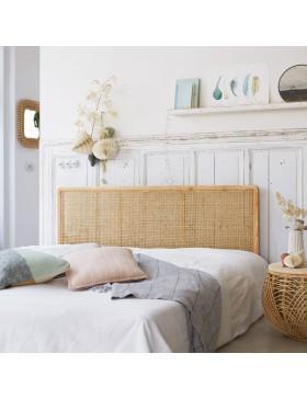 Tête de lit en rotin cannée 160 AdÚle
