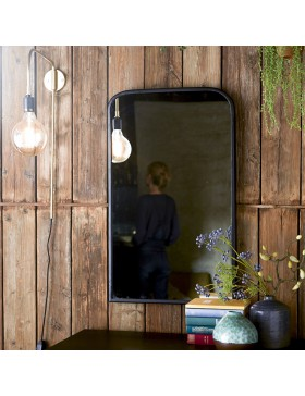 Miroir en métal 80x50 Nordic