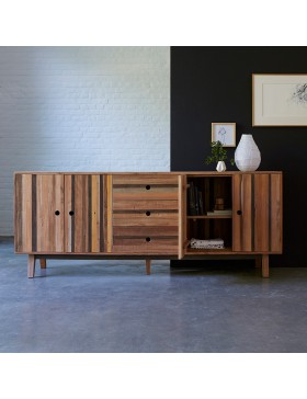 Buffet en bois recyclés 227 Brooklyn