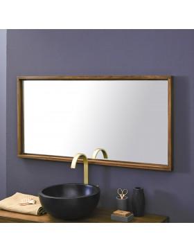 Miroir en teck Parker 120