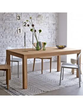 Table en teck 180x90 Coffee Tek