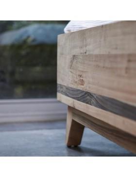 Lit en bois recyclés 160x200 Brooklyn