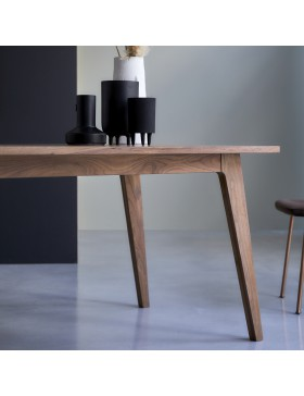 Table en noyer 180x90 Esmée