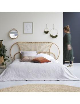 Tête de lit en rotin 190 Léontie