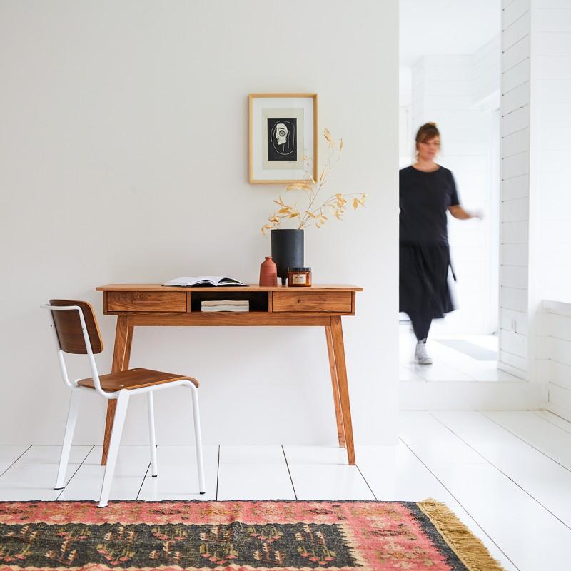 Bureau en acacia massif Oslo