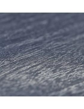 Chaise en teck massif Jonàk noire