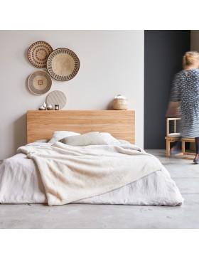 Tête de lit en teck massif 165 Bertie