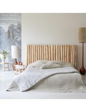 Tête de lit en bois flotté 180 cm River