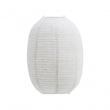 La lanterne Stitch white