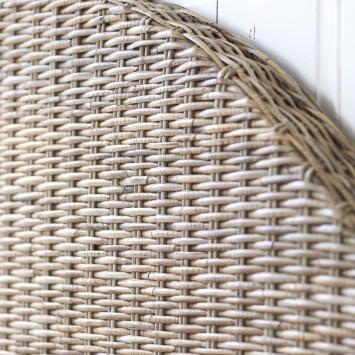 Tête de lit en kubu 160 cm Louison
