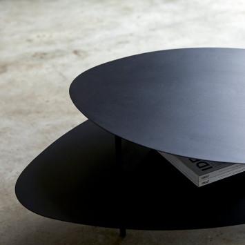 Table basse en métal Judit