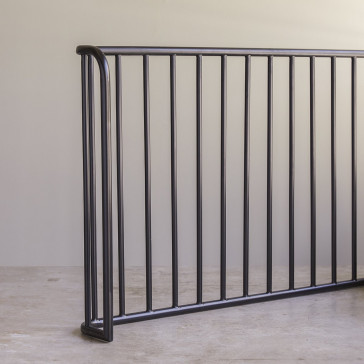 Tête de lit en métal 180 cm Livio