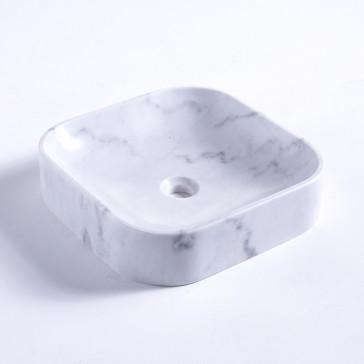 Vasque en marbre Perseus white