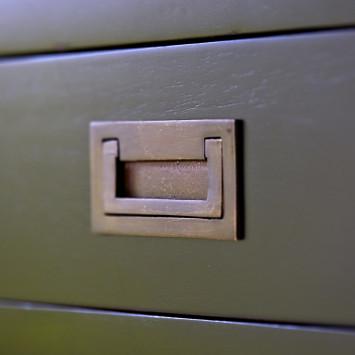 Console wengé Klaten