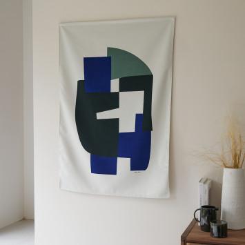 Tenture française Tadao 90x135