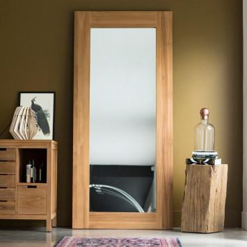 Miroir en teck Square 200x90 cm