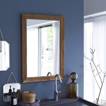 Miroir en chêne Karl 70x50 cm