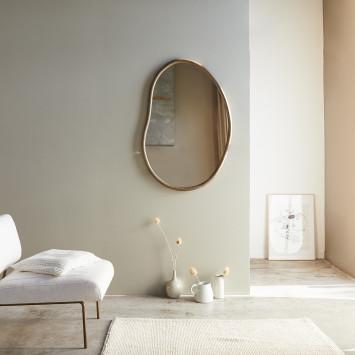 Miroir en mindi Dim 100x70 cm