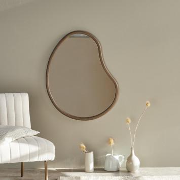 Miroir en mindi Cleo 85x65 cm