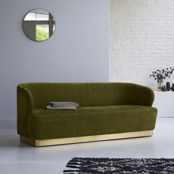 Canapé en tissu Aurel