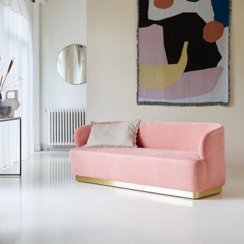 Canapé en tissu Rosie