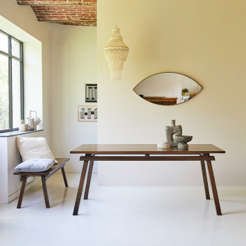 Table en manguier massif Arko 6/8 pers